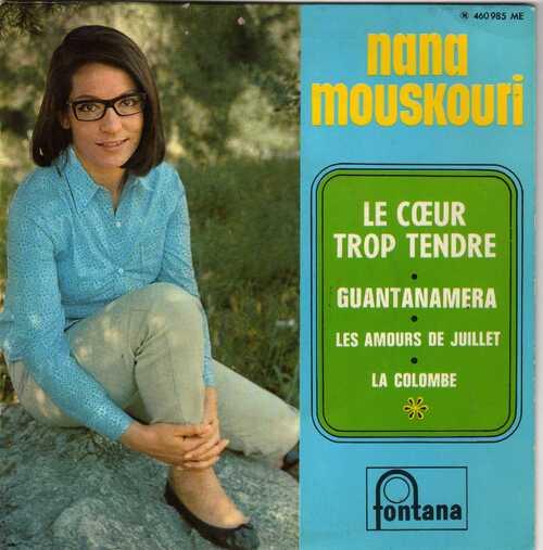 Nana Mouskouri - Les Amours De Juillet (1966) 01