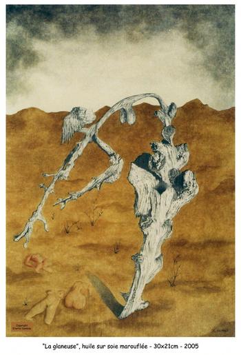 Fricassée d'elfes de Vénus aux pékins confits en piétinade