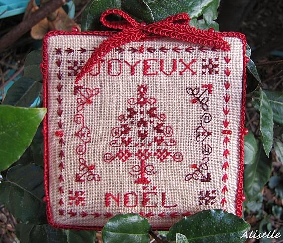 Pinkeep joyeux noël Carmela