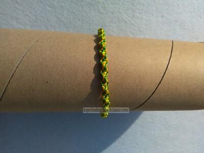 Bracelet Spiral Knot (8)