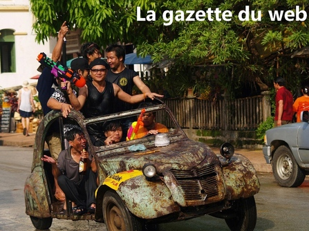 La gazette du web.