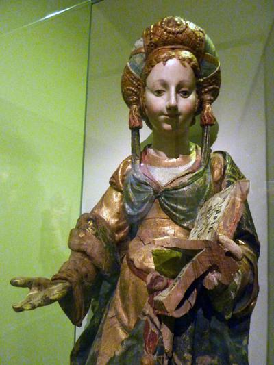 François Ier et l'art des Pays-Bas au Louvre