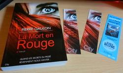 Mes livres gagnés à des concours Facebook