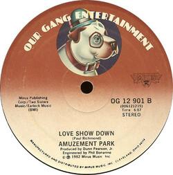 Amuzement Park - Love Show Down