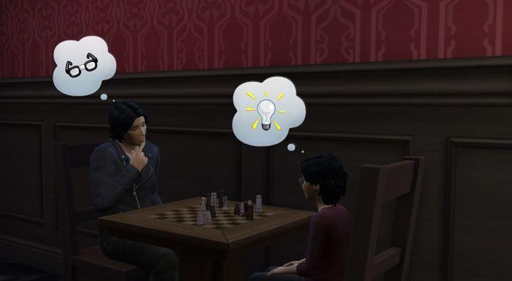 Chapitre 18 : Jalousie et bougies