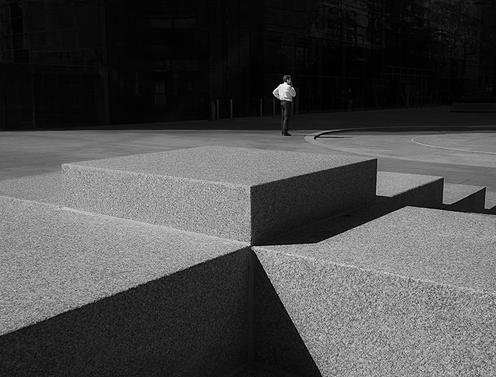 les photos géométrique de Rupert Vandervell