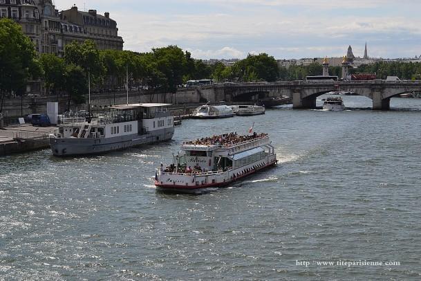 4 juillet 2012 La Seine 1