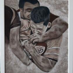 Le rugby ( vendu )