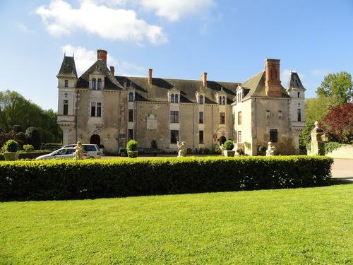 Jeudi - Challans - Le Château de la Vérie