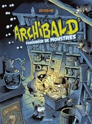 Archibald pourfendeur de monstres