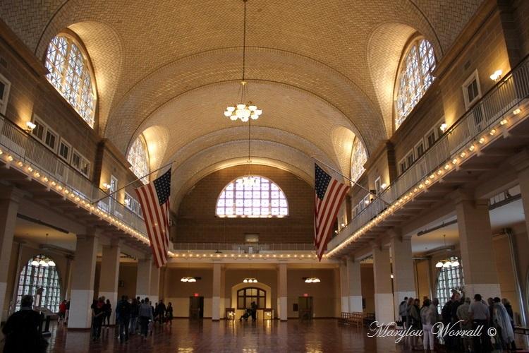 New York : Ellis Island 1/2
