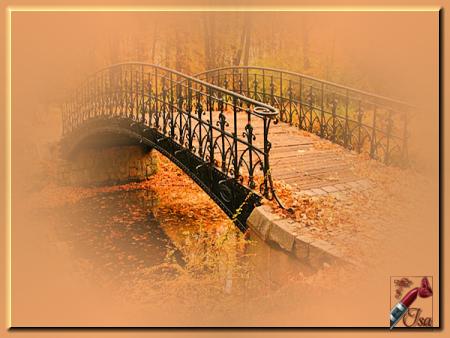 AUT0018 - Tube paysage d'automne
