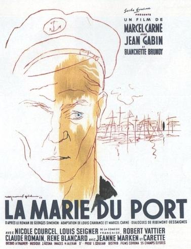 LA MARIE DU PORT - BOX OFFICE 1950