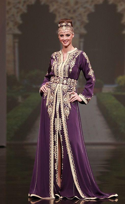 Caftan style royal : tendances 2016 - MOD CAFTAN