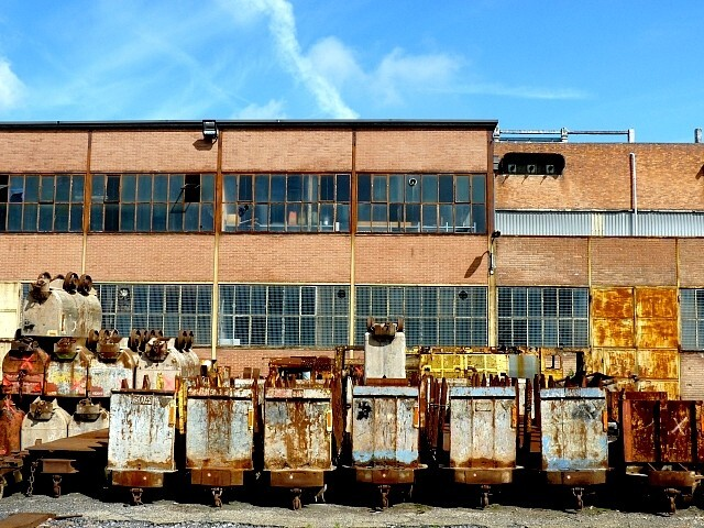 Le musée Les Mineurs Wendel 16 Marc de Metz 01 10 2012