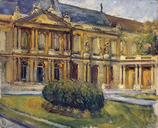 Georges Dufrénoy, Soubise Palace