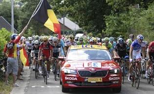 Didier BARBELIVIEN ( Le Tour de France )