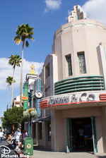 Disney's Hollywood Studios - Entrance & Hollywood Boulevard