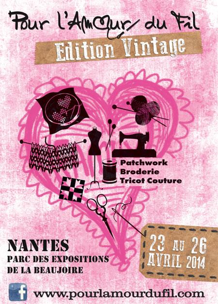 Pour l'Amour du Fil Nantes La Beaujoire 2014 !