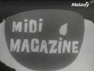 22 avril 1970 / MIDI MAGAZINE - INTROUVABLE
