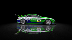 Team S-Berg Racing - BMW Alpina B6 GT3