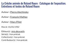 0F140 Roland ROURE