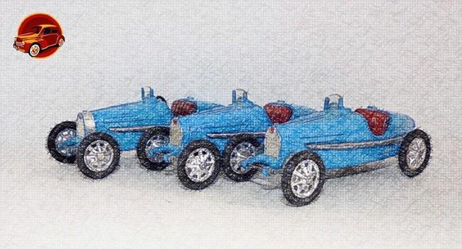 Bugatti Type 35C 1928 RAMI JMK
