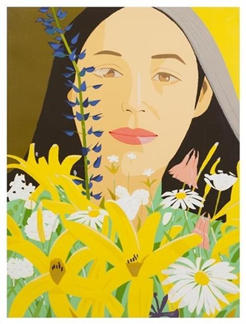 Ada et les fleurs