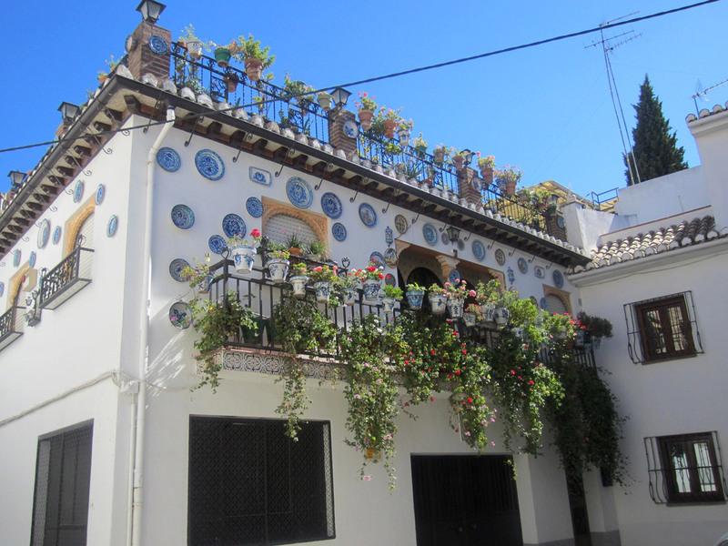 Grenade, l'Albacín