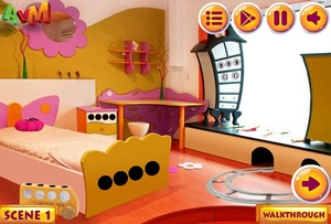 Jouer à AVM Kids playroom escape