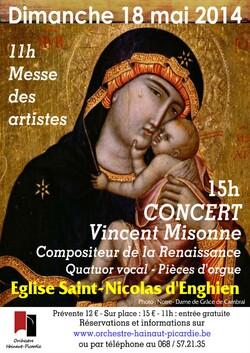 Enghien - Concerts