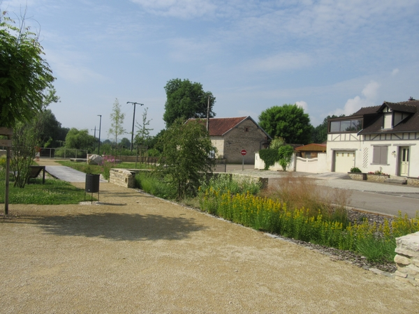 Mussy sur Seine, village de caractère, a été visité par les adhérents de la Société historique et Archéologique du Châtillonnais (S.A.H.C.)