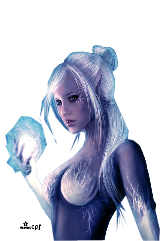 Tubes elfe & magie