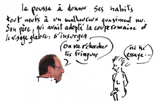 St Médard avec retard/ Mahomet