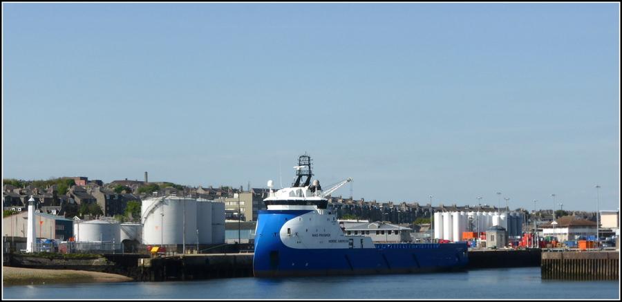 Voyage en Ecosse N°9 : Aberdeen, ville de contraste.