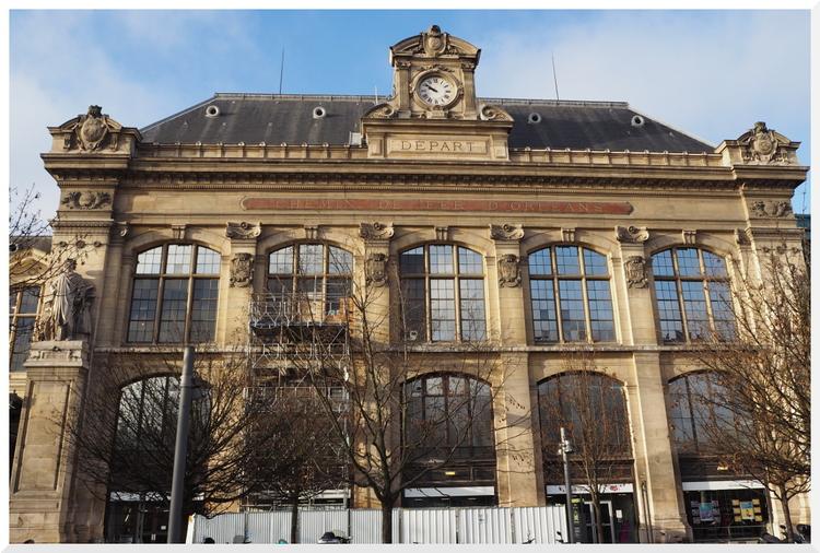 Flâner à Paris février 2017