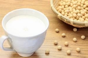 La boisson de soja enrichie et sa teneur en vitamine D