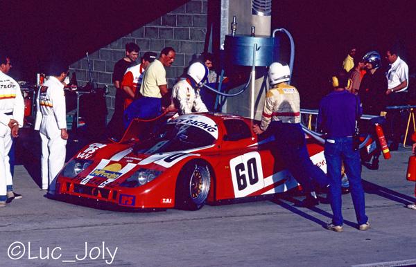 Le Mans 1992 Abandons & Disqualifiée