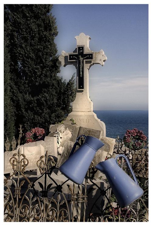 Cimetière marin de Sète