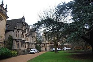 Oxford - Trinity College002