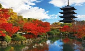 Jouer à WEG Escape from japanese garden 3
