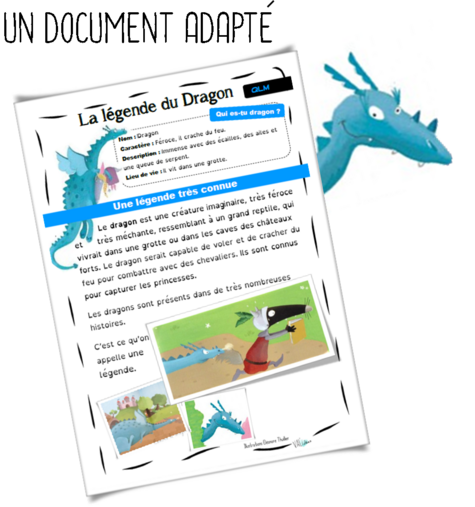 Documentaire sur le dragon