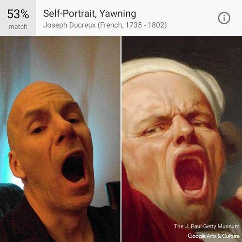 Google vous permet de trouver votre sosie en peinture