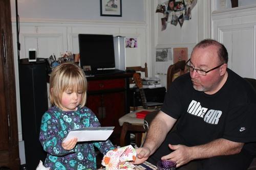 cadeaux et gateaux d'anniversaire