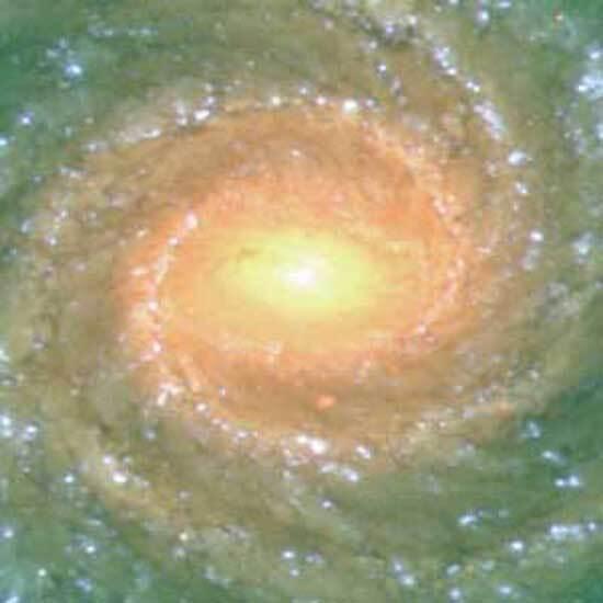 Galaxie spirale NGC 1232