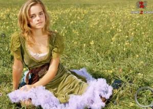 Hidden alphabets - Emma Watson