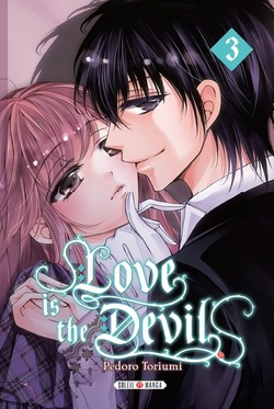 Chronique Love is the Devil - tome 3
