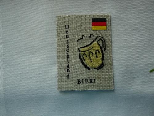 """Echange ATC """"Allemagne"""" chez Corinne"""