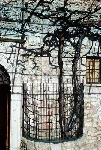 Cascia : La basilique Sainte Rita