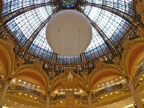Ramette éloge contemplation Galeries Lafayette 34